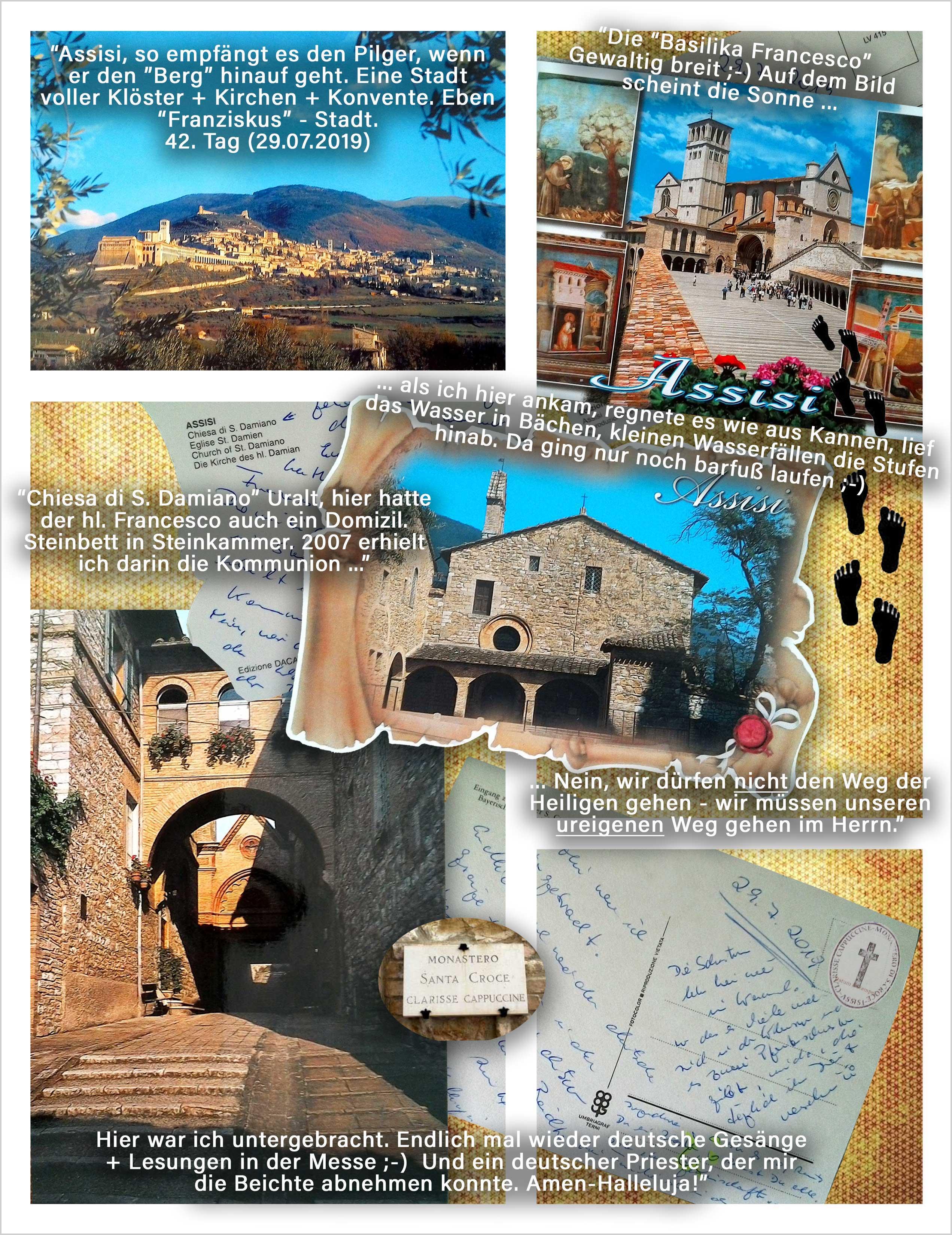 assisi-basilika-francesco-chiesa-di-s-damiano-zweite-pilgerreise-zu-fuss-nach-rom