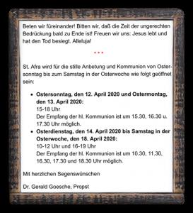 gerald-goesche-institut-st-philipp-neri-berlin-kommunionzeiten-ostern-2020